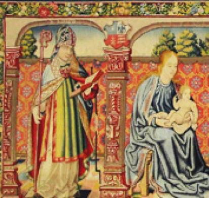 HSI Houston special agents seize stolen 16th century tapestry