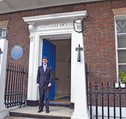 ICE Director John Morton addresses Chatham House