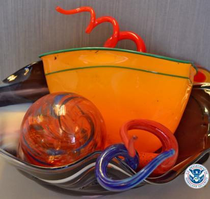 Man who sold counterfeit Chihuly art glass sentenced to 5 months in prison