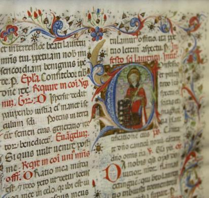 HSI repatriates 15th century manuscript to the Italian government