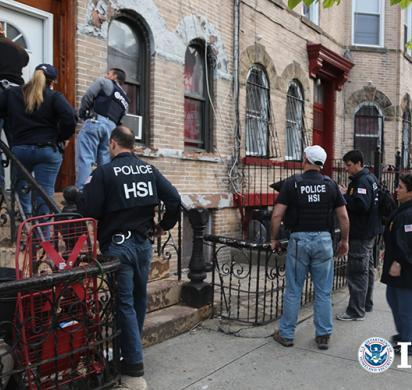 HSI New York announces arrest of 71 individuals for sexual exploitation crimes against children in 'Operation Caireen'  Federal, state charges include possession, distribution of child pornography