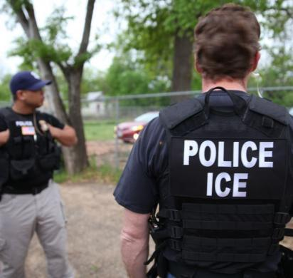 File Photo: ICE Provides Support in New York Inmate Manhunt