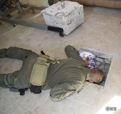 Feds dismantle another cross-border drug tunnel, seizing over a ton of marijuana and making multiple arrests