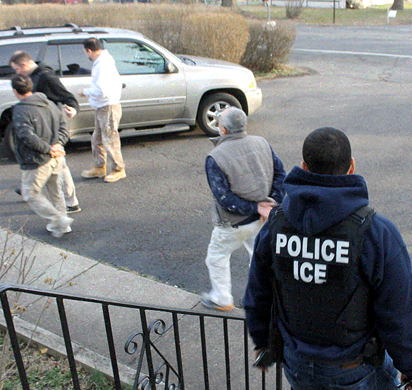 248 arrested in Pennsylvania, West Virginia and Delaware, during ICE operation targeting criminal aliens, illegal re-entrants and other immigration violators