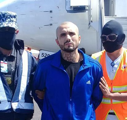 ICE removes MS-13 member wanted for murder in El Salvador