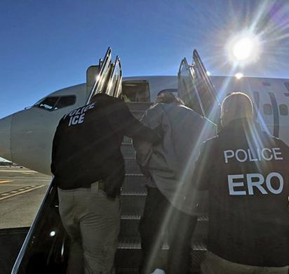 ICE removes Mexican national convicted of manslaughter in US, wanted for murder in Mexico