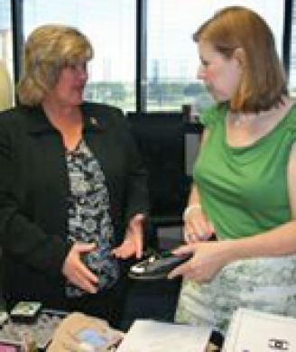 Tampa Intellectual Property Theft Enforcement Team meets with industry representatives