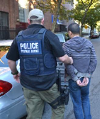 HSI arrests members of a Chinese alien smuggling and drug trafficking organization