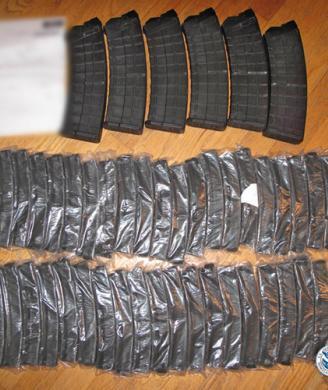 Thai brothers sentenced in gun parts smuggling scheme