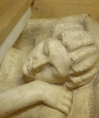 HSI seizes Roman sarcophagus lid linked to convicted art smuggler