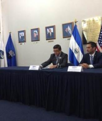 ICE, El Salvador sign memorandum of cooperation