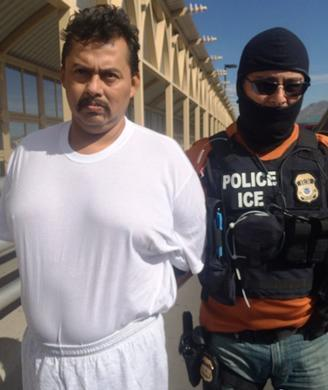 Suspect in 1995 Mexico City aggravated homicide removed through El Paso