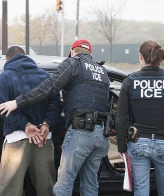 ICE enforcement surge nets 39 criminal alien arrests in WV, PA, DE