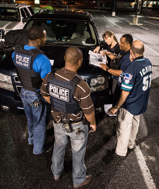 ICE arrests 50 fugitives across the US during Operation No Safe Haven II