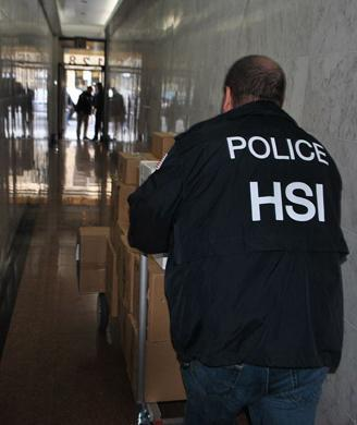 5 arrested in phony perfume ring following ICE HSI probe