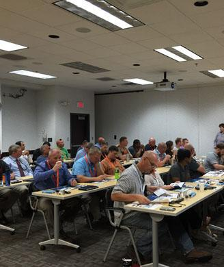 ICE Nashville hosts first-ever forensic lab training with Tennessee law enforcement agencies