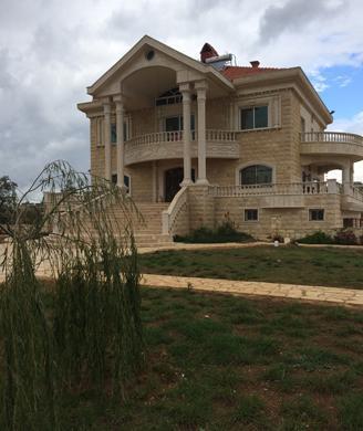 Ali Al Herz's residence in Lebanon