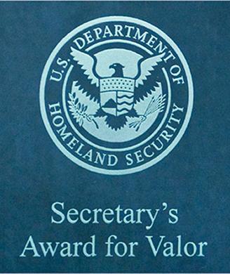 Secretary's Award for Valor