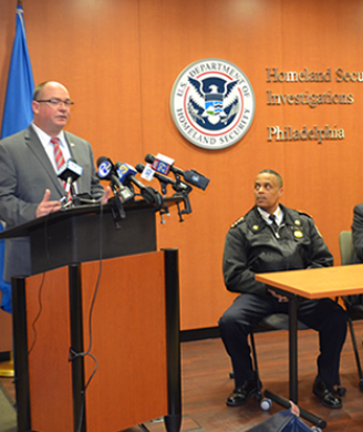 ICE HSI announces multiagency anti-trafficking task force in Philadelphia