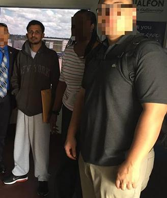 ICE removes Guyanese national wanted for murder