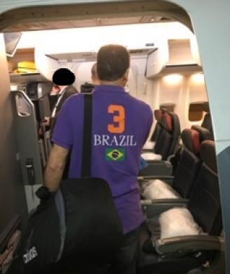 Varley Ramos Costa, 53, a Brazilian citizen, entered the United States on an unknown date and place without inspection or parole by an immigration officer.
