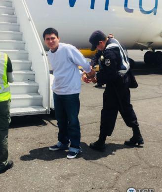 MS-13 member wanted for violent crimes removed to El Salvador