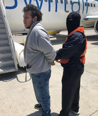ICE ERO Newark removes foreign nationals wanted for aggravated murder, criminal affiliation, violence against woman