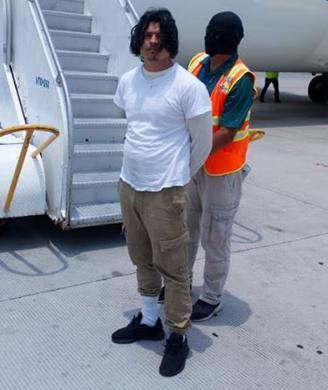 ICE removes Mara 18th Street Gang member to El Salvador
