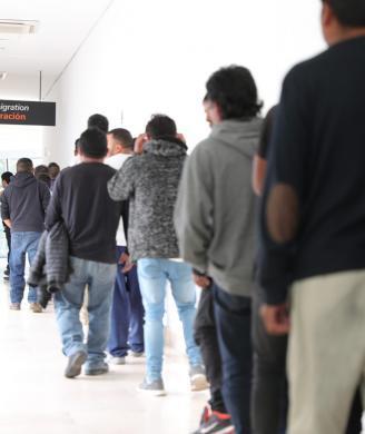 US and Mexico resume Interior Repatriation Initiative