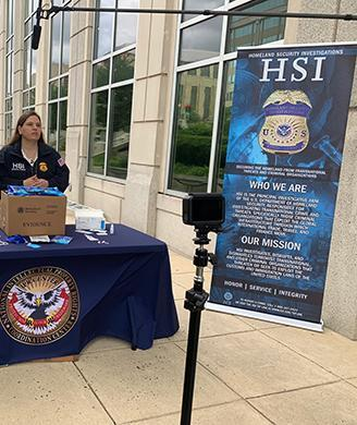 ICE HSI efforts to combat COVID fraud featured on NBC Today Show, ABC Good Morning America