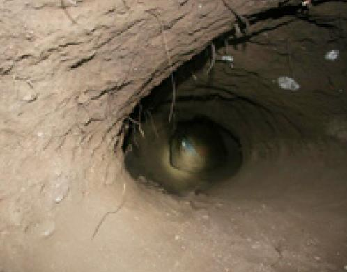 ICE HSI investigation leads to discovery of Arizona smuggling tunnel