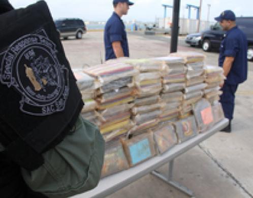 HSI, Caribbean Corridor Strike Force seize 330 kilograms of cocaine, arrest 6
