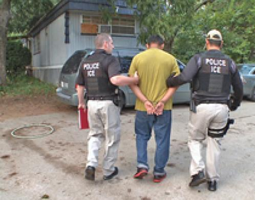 ICE teams throughout Texas arrest 50 convicted sex offenders and other criminal   aliens during 5-day Operation 'SOAR'