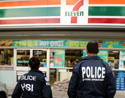 HSI arrests 7-11 franchise owners in illegal alien employment scheme
