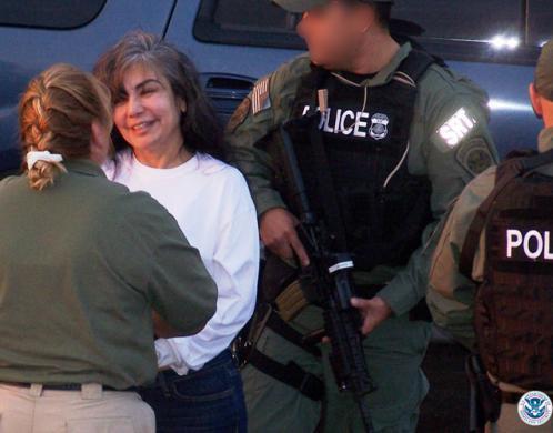 ICE deports Sandra Avila Beltran