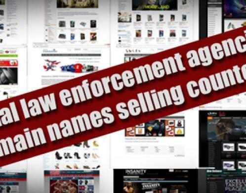 09c49a797 ICE, international law enforcement agencies seize 706 domain names selling  counterfeit merchandise