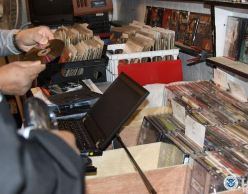 Last defendant in counterfeit DVD scheme sentenced