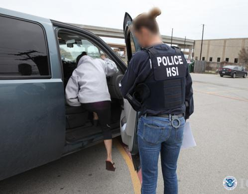 HSI, Dallas PD serve search warrants at 10 Dallas massage parlors