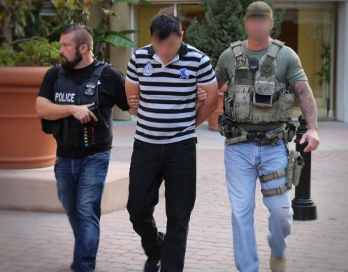 u.s. marshals  ICE, US Marshals arrest 27 international fugitives with Interpol ...