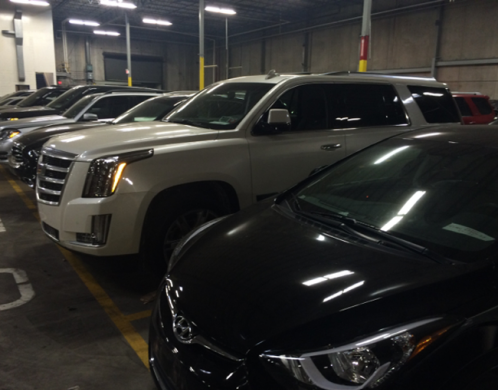 ICE HSI's Border Enforcement Security Task Force disrupts a scheme to ship stolen luxury cars overseas