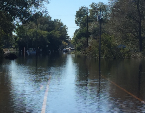 """ICE HSI Rapid Response Teams prove their motto """"Anytime, Anywhere"""" in the wake of Hurricane Matthew"""