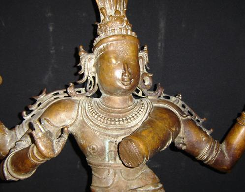 Shiva Nataraja without arm