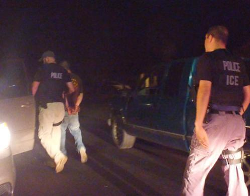 ICE arrests over 50 in central California operation targeting criminal aliens, illegal re-entrants, and immigration fugitives