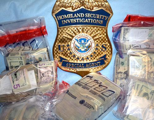 ICE and Oklahoma-based law enforcement arrest 10 after executing 9 search warrants in Oklahoma looking for evidence of heroin smuggling and distribution