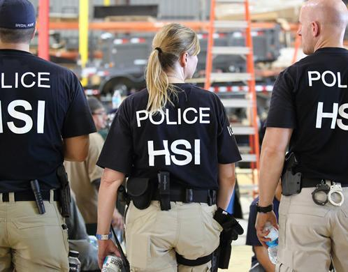 ICE executes federal criminal search warrants in North Texas