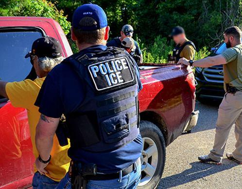 ICE New Orleans arrests 33 during week-long fugitive, criminal alien surge