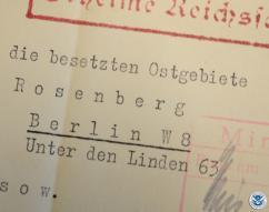 Long-lost Nazi diary recovered after HSI investigation