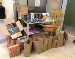 Northeast Florida man arrested for selling counterfeit goods