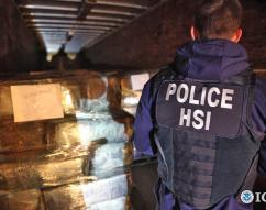 Massive new cross border drug tunnel shut down south of San Diego