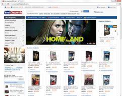 Counterfeit website: www.realcheapdvds.com